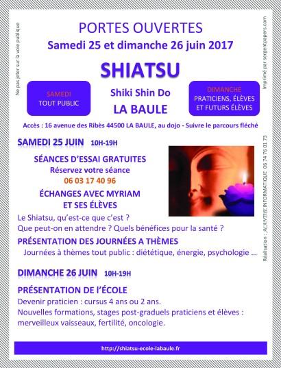 Shiatsu et Yoga à Nantes